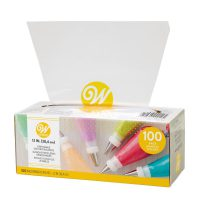 Wilton disposable decorating bags 100st