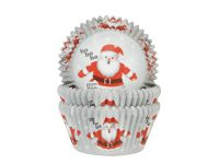 Baking cup – Christmas HoHoHo