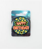 Button Neon – Happy Bday